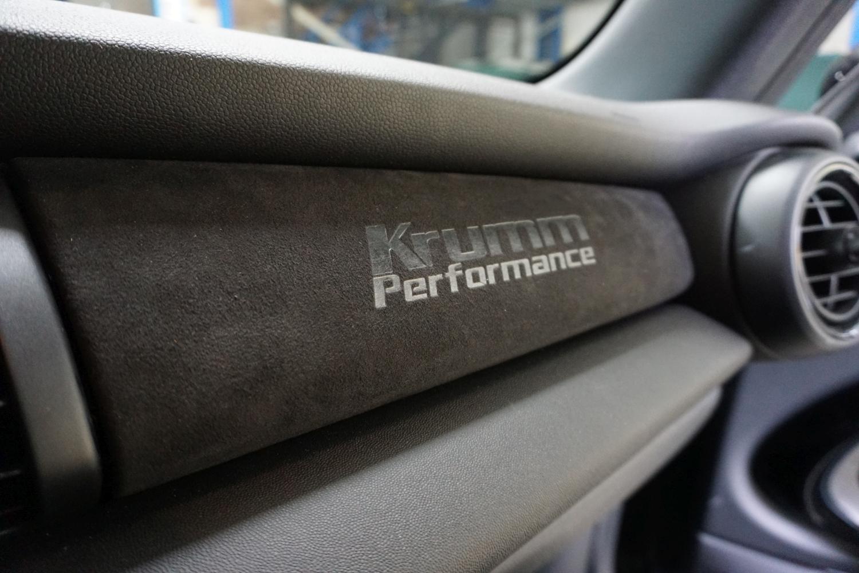 Krumm-Performance Alcantara Interieur Upgrade F56