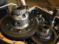Krumm-Performance Sperrdifferential powered by Drexler
